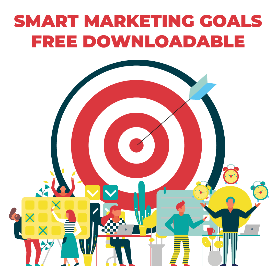 SMART goals free downloadable 2